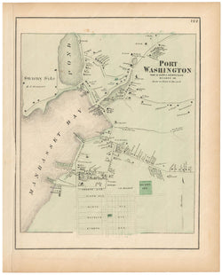 North Hempstead: Port Washington, New York 1873