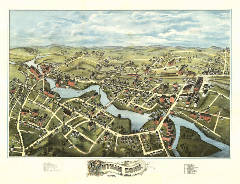 Putnam, Connecticut 1877