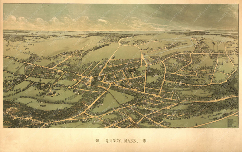Quincy, Massachusetts 1877