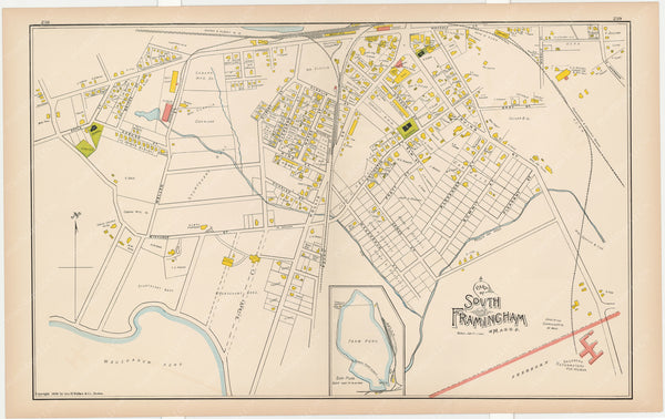 Framingham, Massachusetts 1889