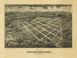 South Rocky Mount, North Carolina c. 1900