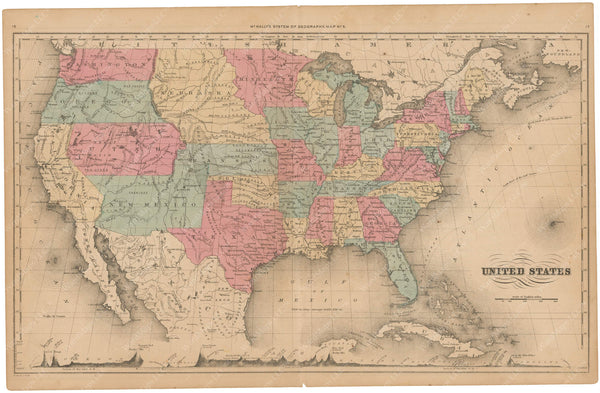 United States of America 1856
