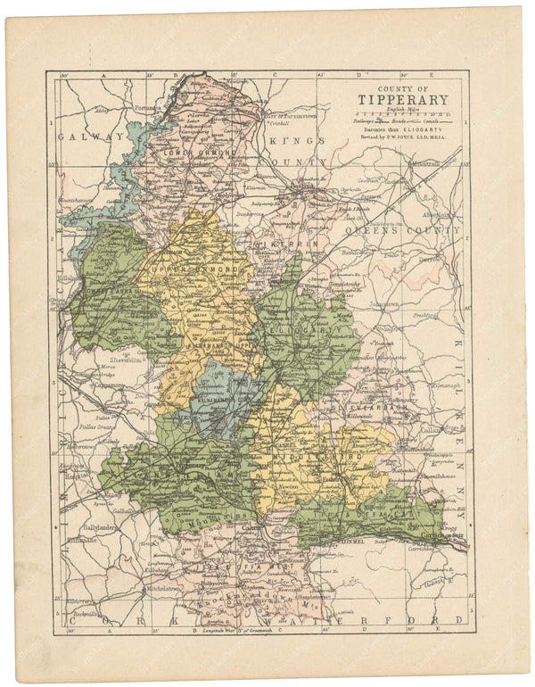 County Tipperary, Ireland 1900