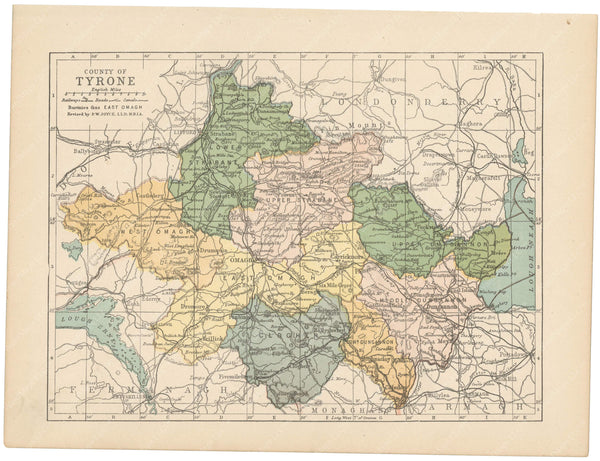 County Tyrone, Ireland 1900