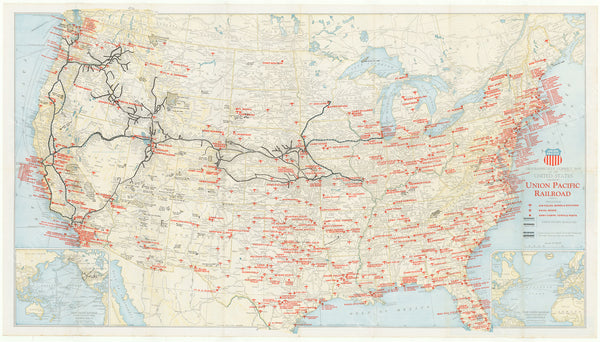 United States Military Fields, Bases, Stations, Camps, Forts, and Posts 1942