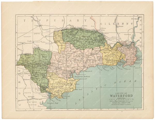 County Waterford, Ireland 1900