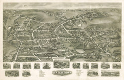 Watertown, Connecticut 1918