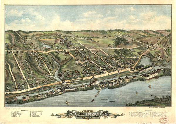 Windsor Locks, Connecticut 1877