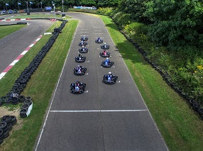 Ironman 60 Individual Race at Lakeside Karting