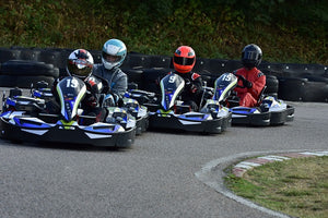 Family Fun Go Karting Gift Experience at Lakeside Karting