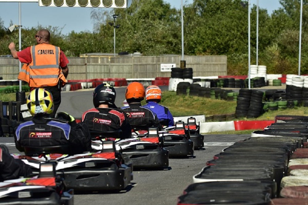 2 Hour Team Endurance Race at Lakeside Karting