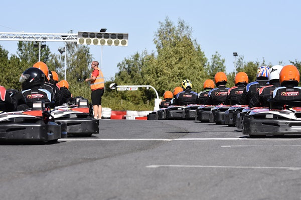 Grand Prix Karting Experience Gift Voucher at Lakeside Karting