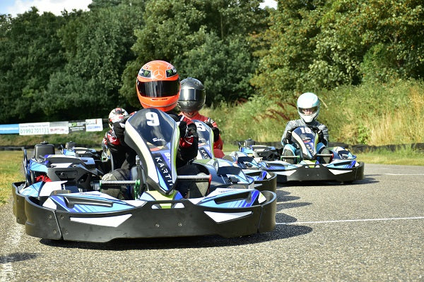 Go Kart Racing Tuition Gift Experience at Brentwood Karting