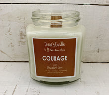 Drew's Candle - Chestnuts & Clove-Courage