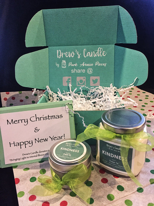 Gift Box with Candles