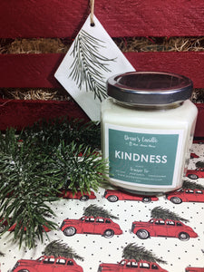 Drew's Candle -Fraser Fir-Kindness