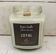 Drew's Candle - Tobacco-Loyal
