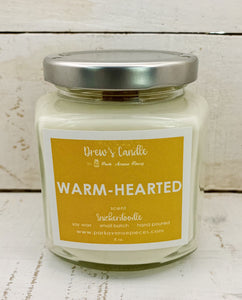 Drew's Candle -Snickerdoodle-Warm Hearted