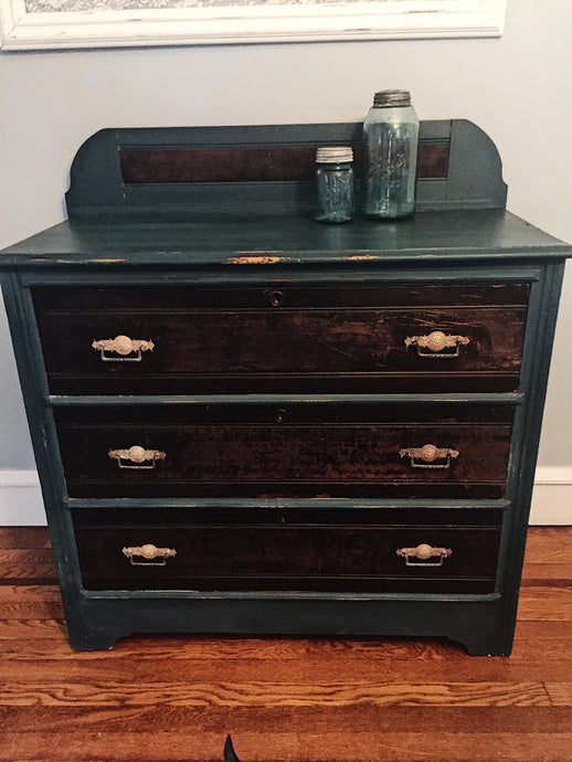 100 Year Old Dresser - Local Pick Up Only