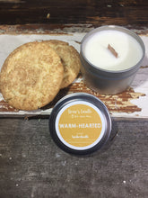 Drew's Tin Candle-Snickerdoodle-Warm Hearted