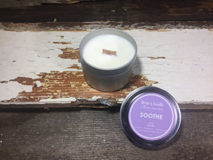 Drew's Tin Candle-Lavender-Soothe