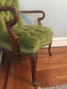 Chippendale Ethan Allen Chair- Local Pick Up Only