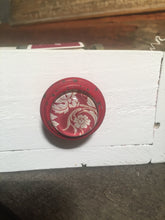 Vintage Wooden Box-Pallet box with knobs