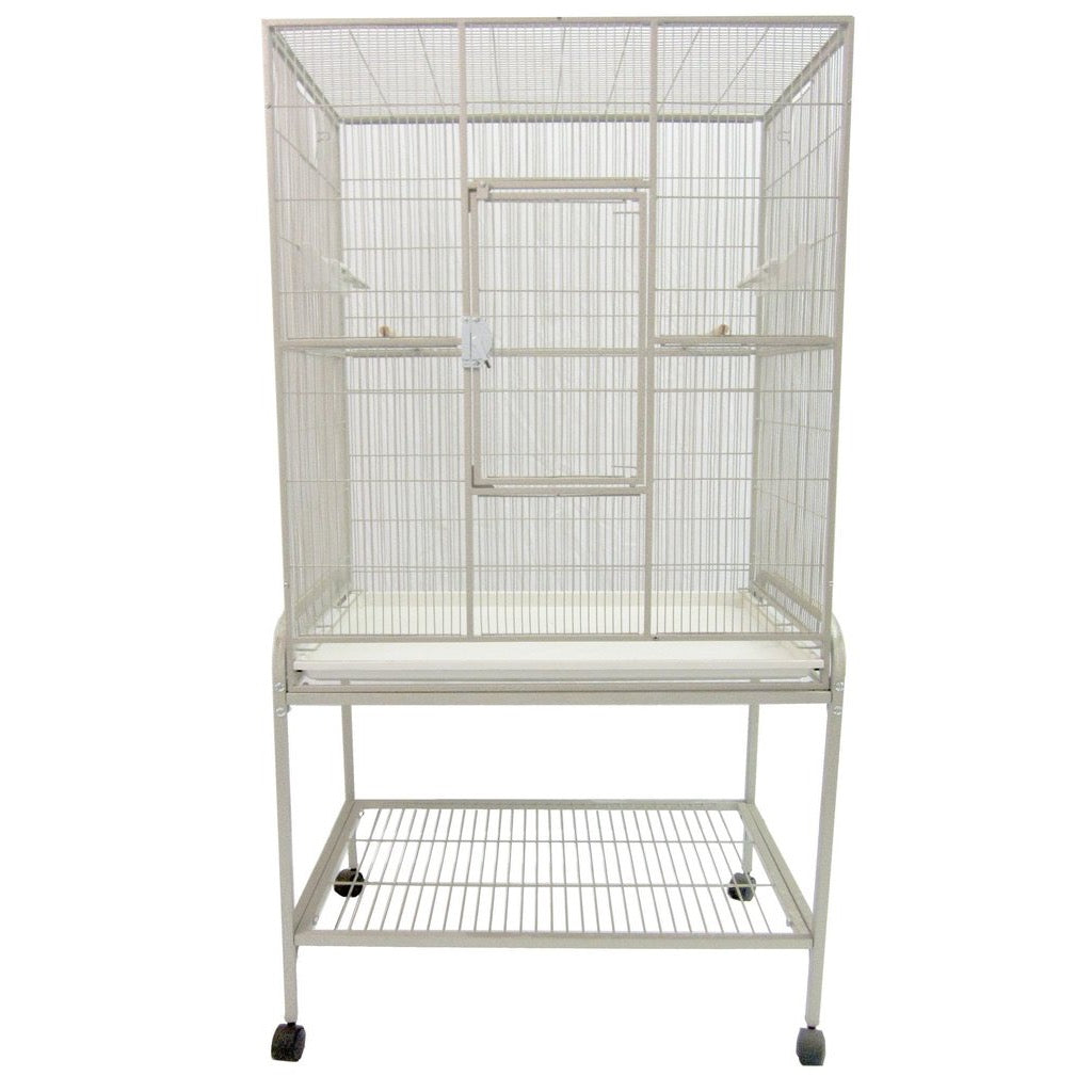 "A&E Cage Co. 32""x21"" Forte Flight Bird Cage"