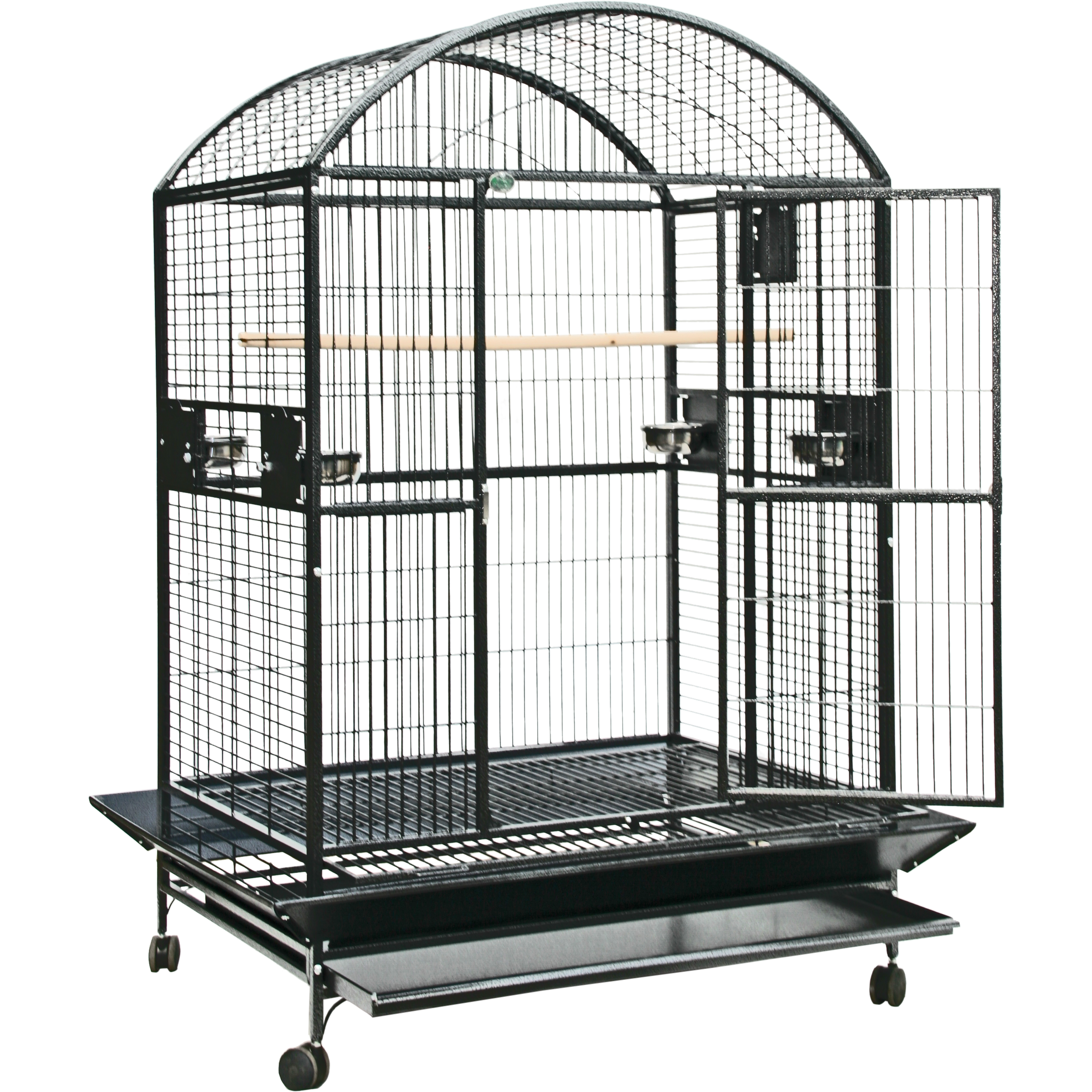 "A&E Cage Co. 48""x36"" Mondo Dome Top Bird Cage"