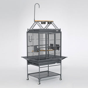 Avian Adventures Chiquita Playtop Bird Cage Platinum