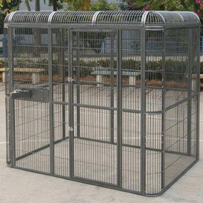 "A&E Cage Co. 62""x62"" Walk-In Aviary"