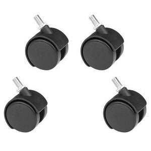A&E Bird Cage Replacement Caster Wheels (Set of 4)