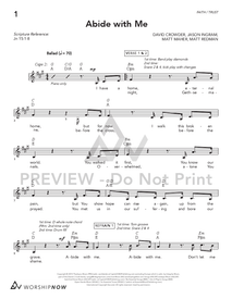 Guitar Lead Sheet