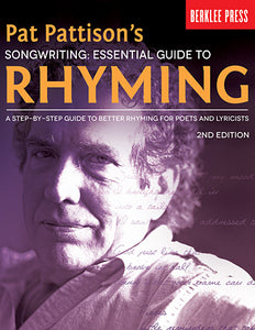 Songwriting: Essential Guide to Rhyming – 2nd Edition