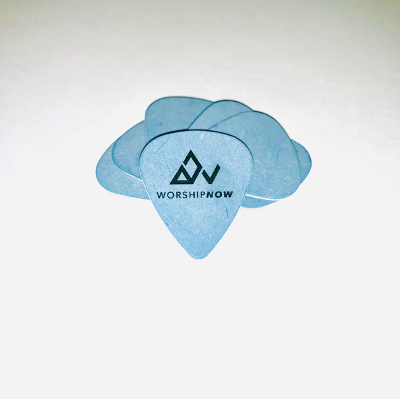 WorshipNOW Guitar Picks (12-Pack)
