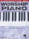 Worship Piano: The Complete Guide with Audio
