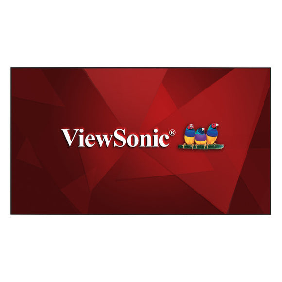"ViewSonic® 100"" BrilliantColorPanel™"