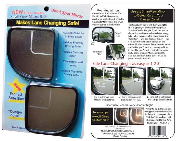 Smart View Mirror II