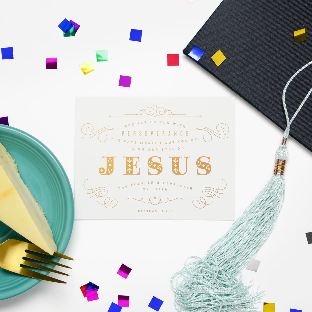 Graduation, Confirmation, and First Communion Christian Greeting Cards