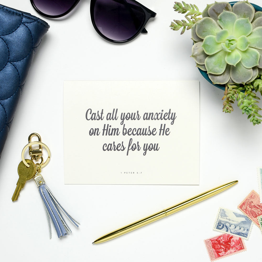 Encouragement and Sympathy Christian Greeting Cards