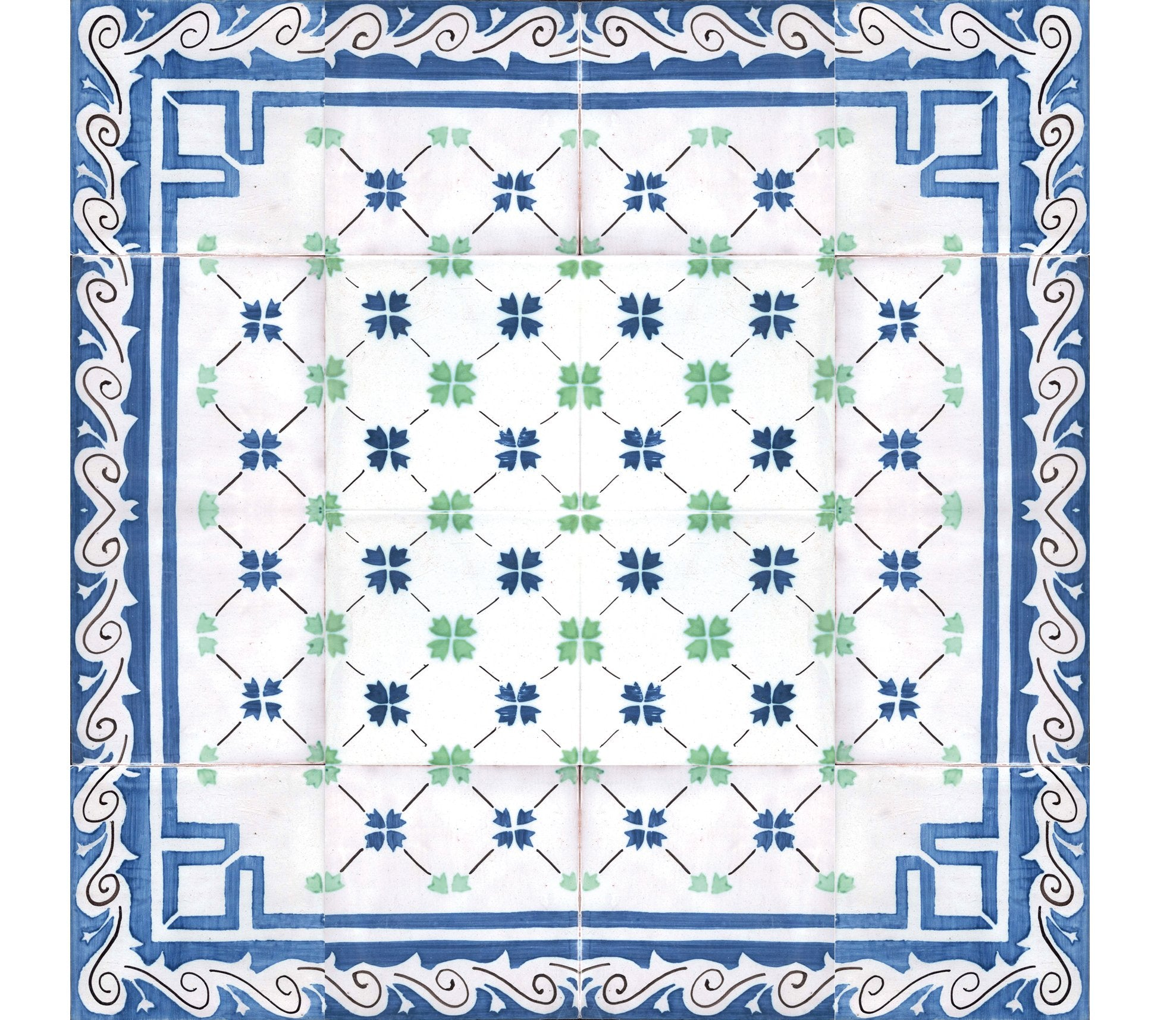 Series S Handpainted Tiles Product Image 24