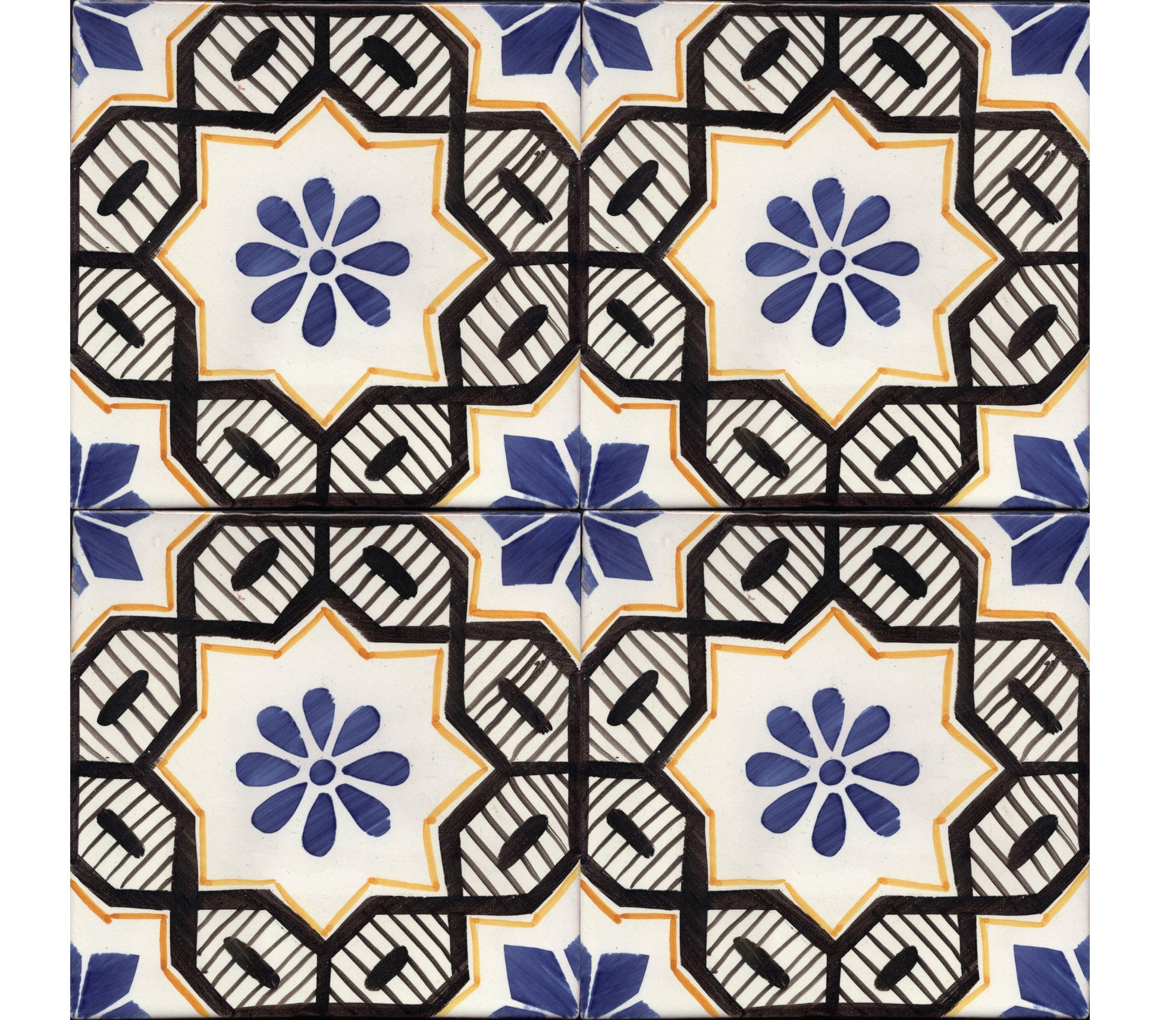 Series S Handpainted Tiles Product Image 25