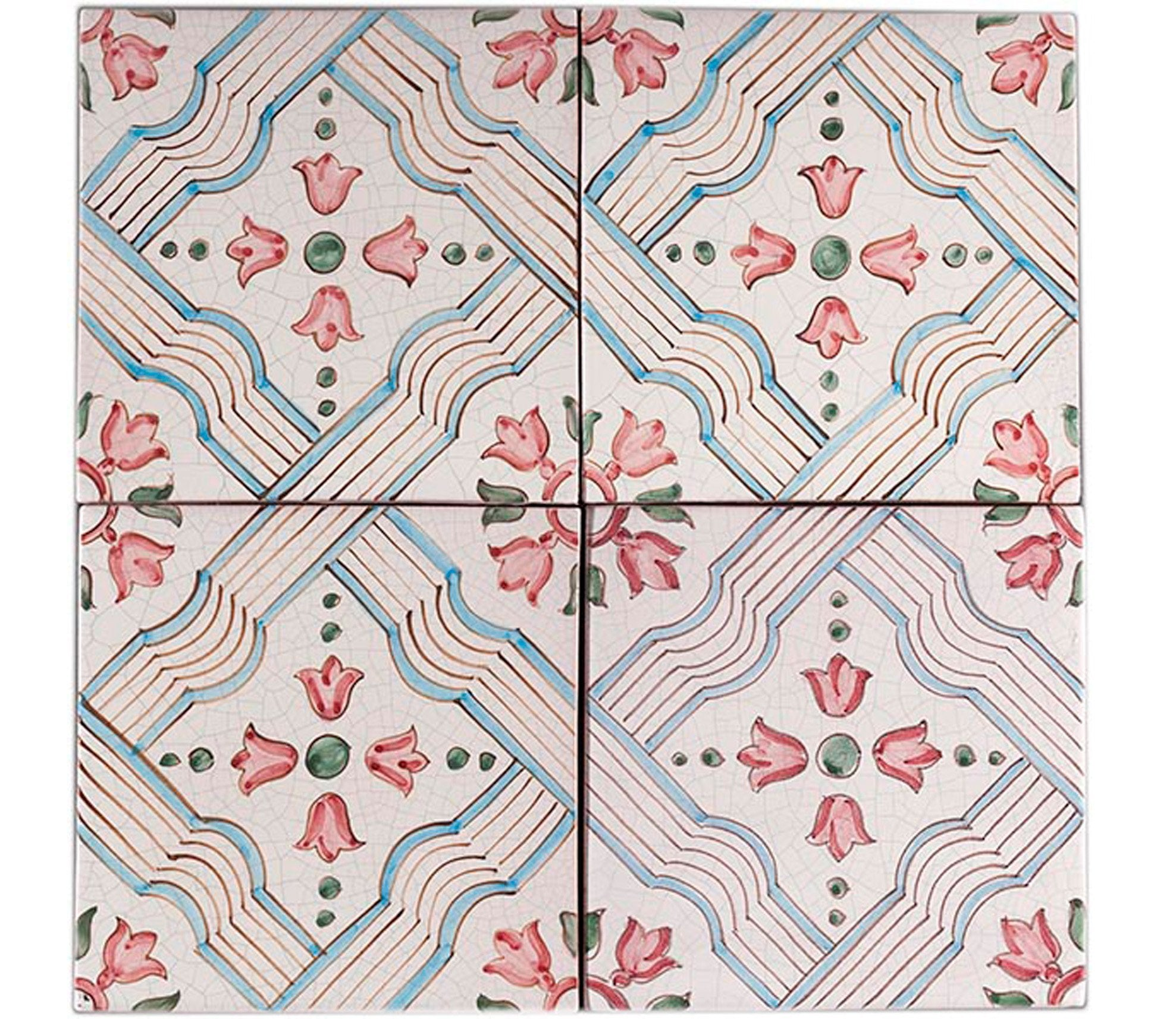 Series S Handpainted Tiles Product Image 48