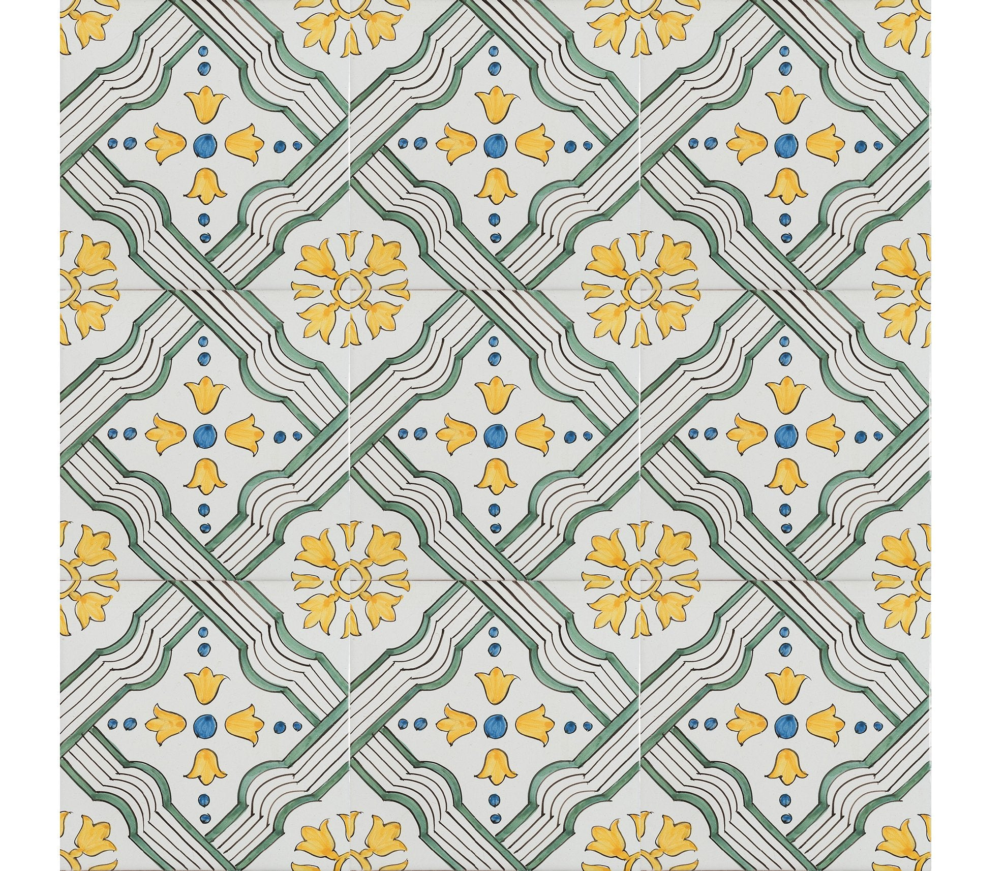Series S Handpainted Tiles Product Image 44