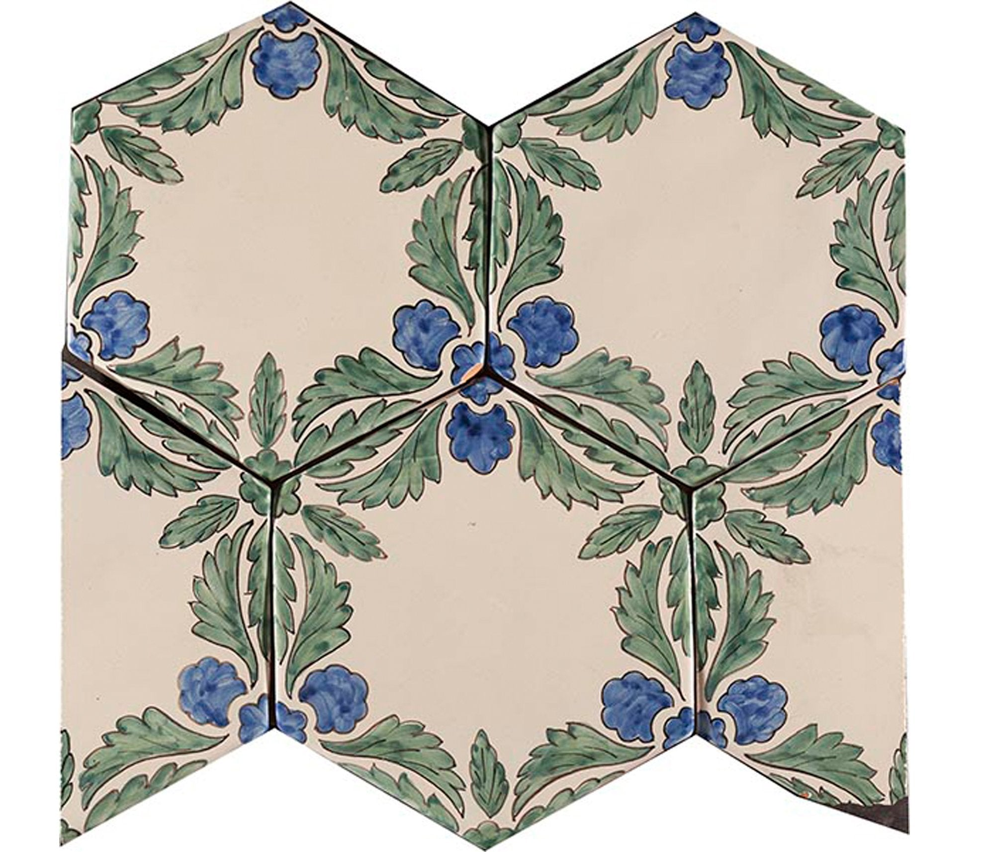 Series S Handpainted Tiles Product Image 9