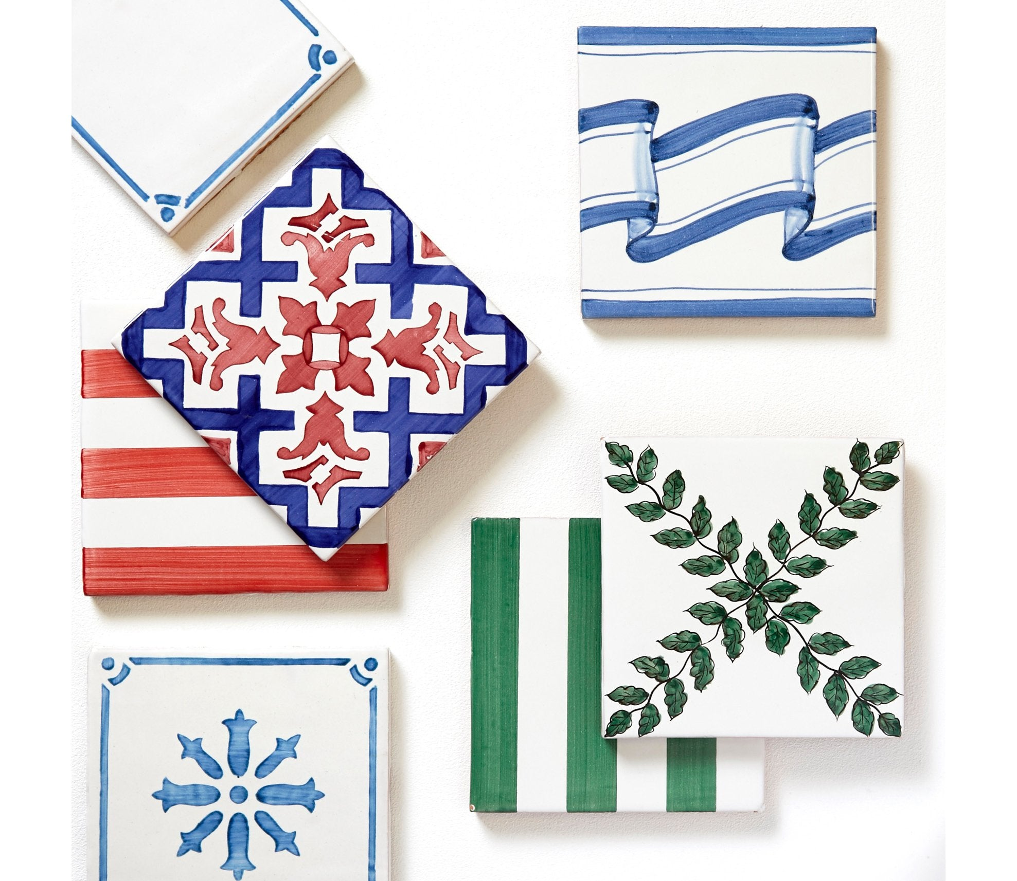 Series S Handpainted Tiles Product Image 1