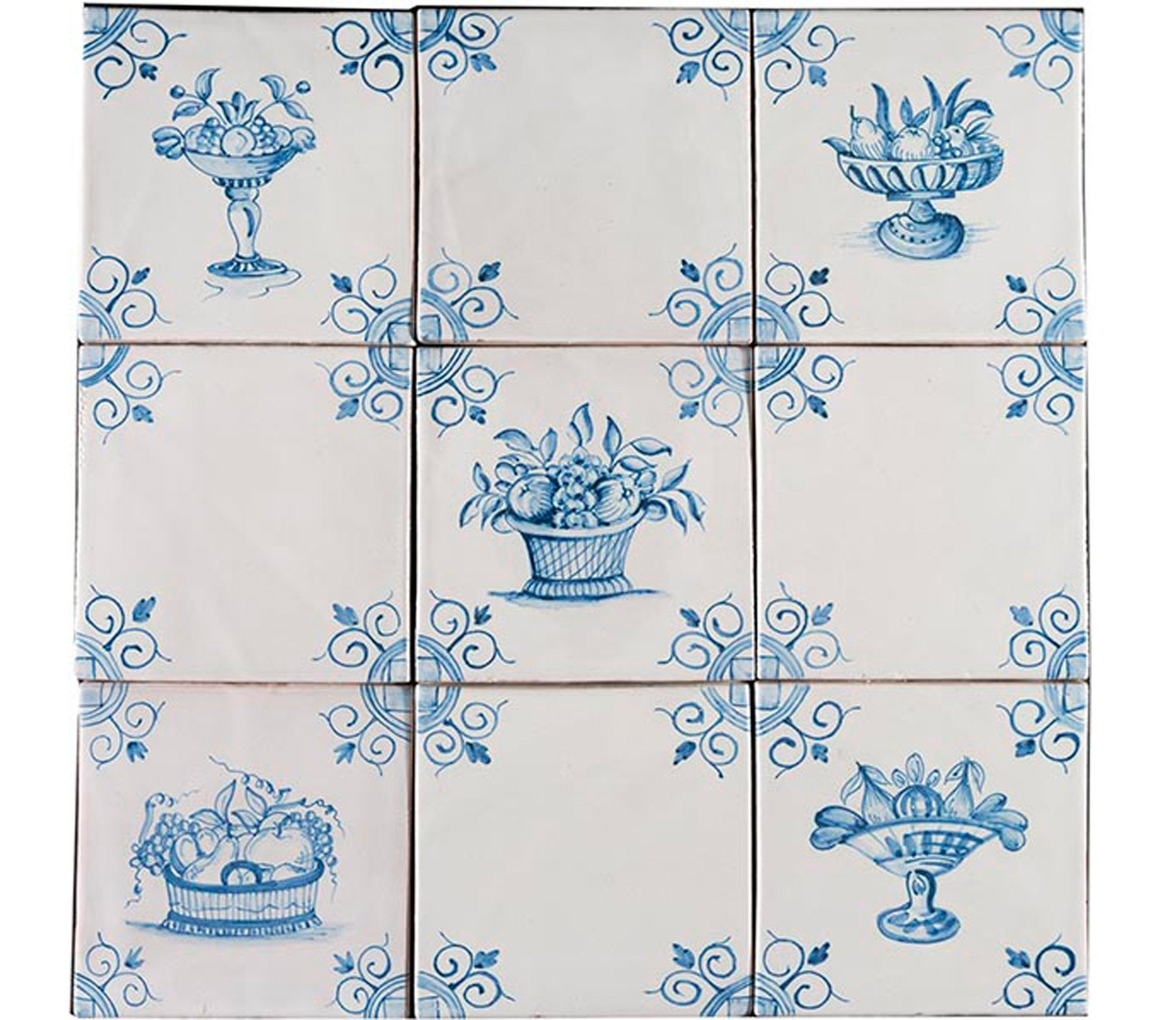 Series S Handpainted Tiles Product Image 51