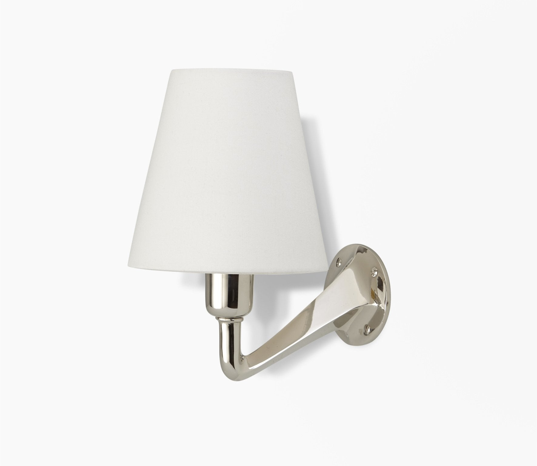 Leila Wall Light with Plain Empire Shade Product Image 11