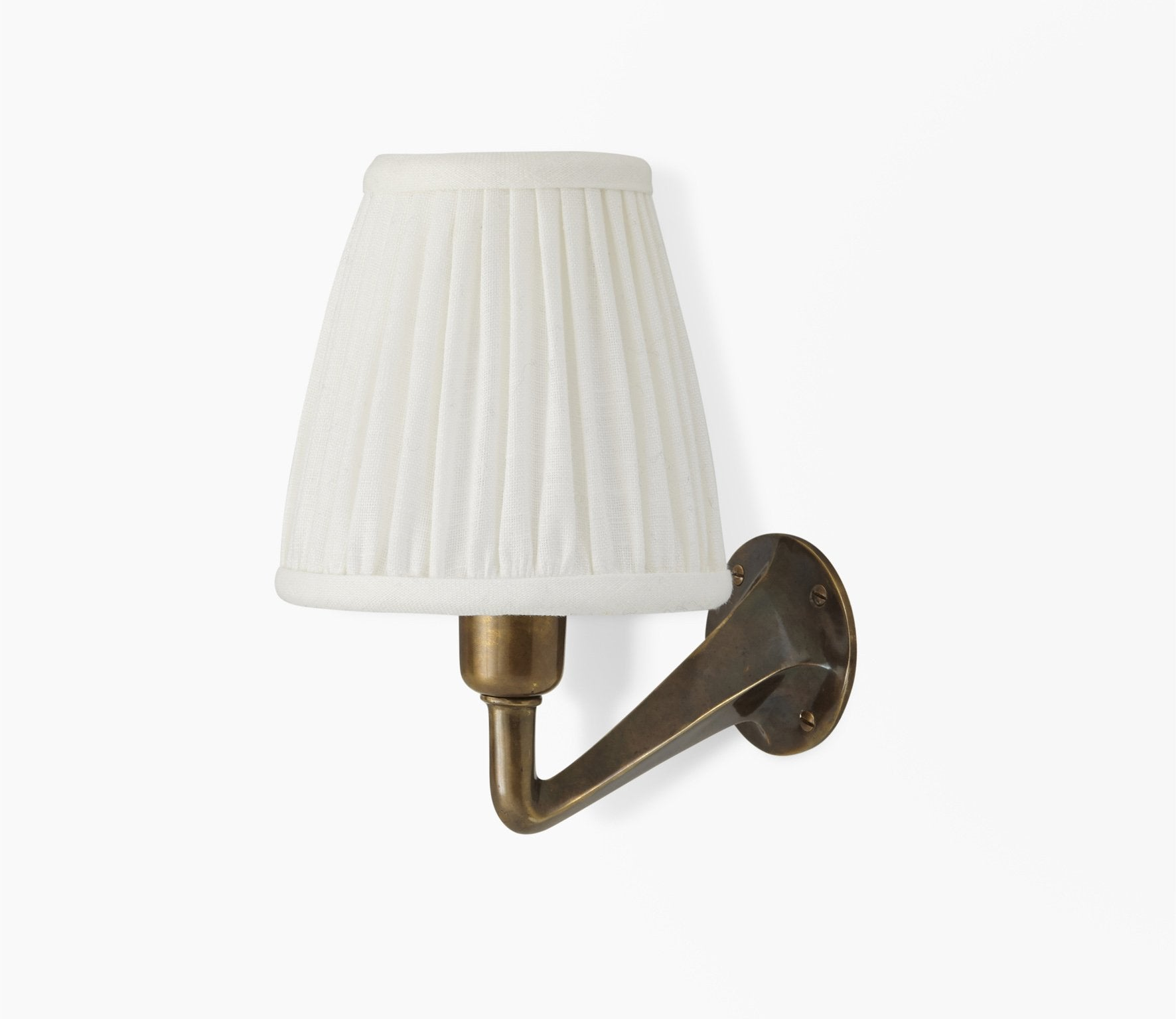 Leila Wall Light with Gathered Empire Shade Product Image 2