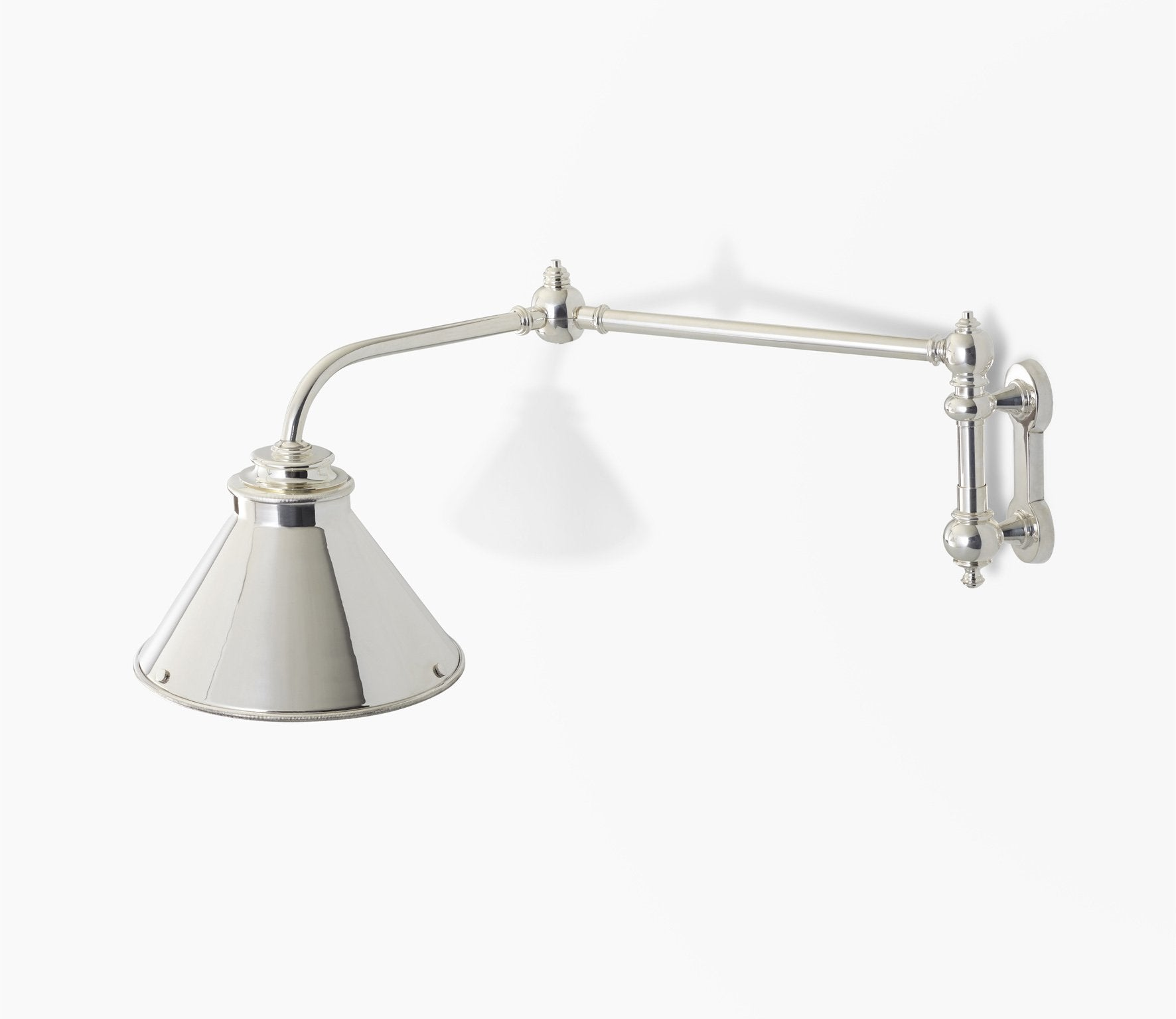 Gilbert Down Wall Light with Metal Shade Product Image 1